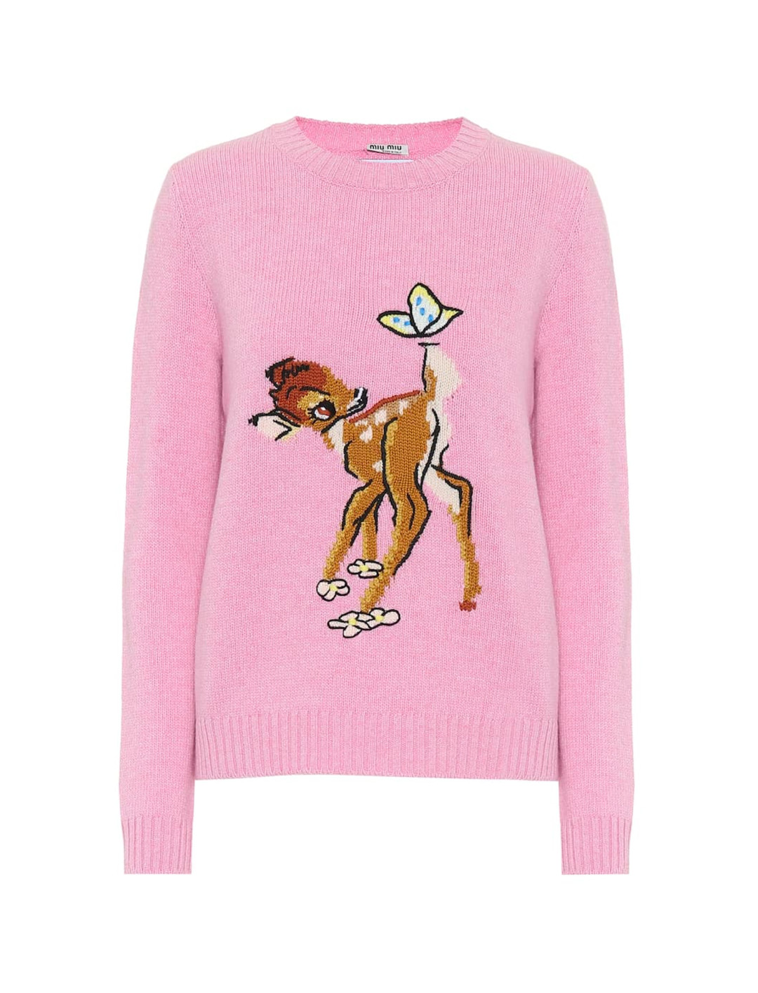 Bambi Wool Sweater