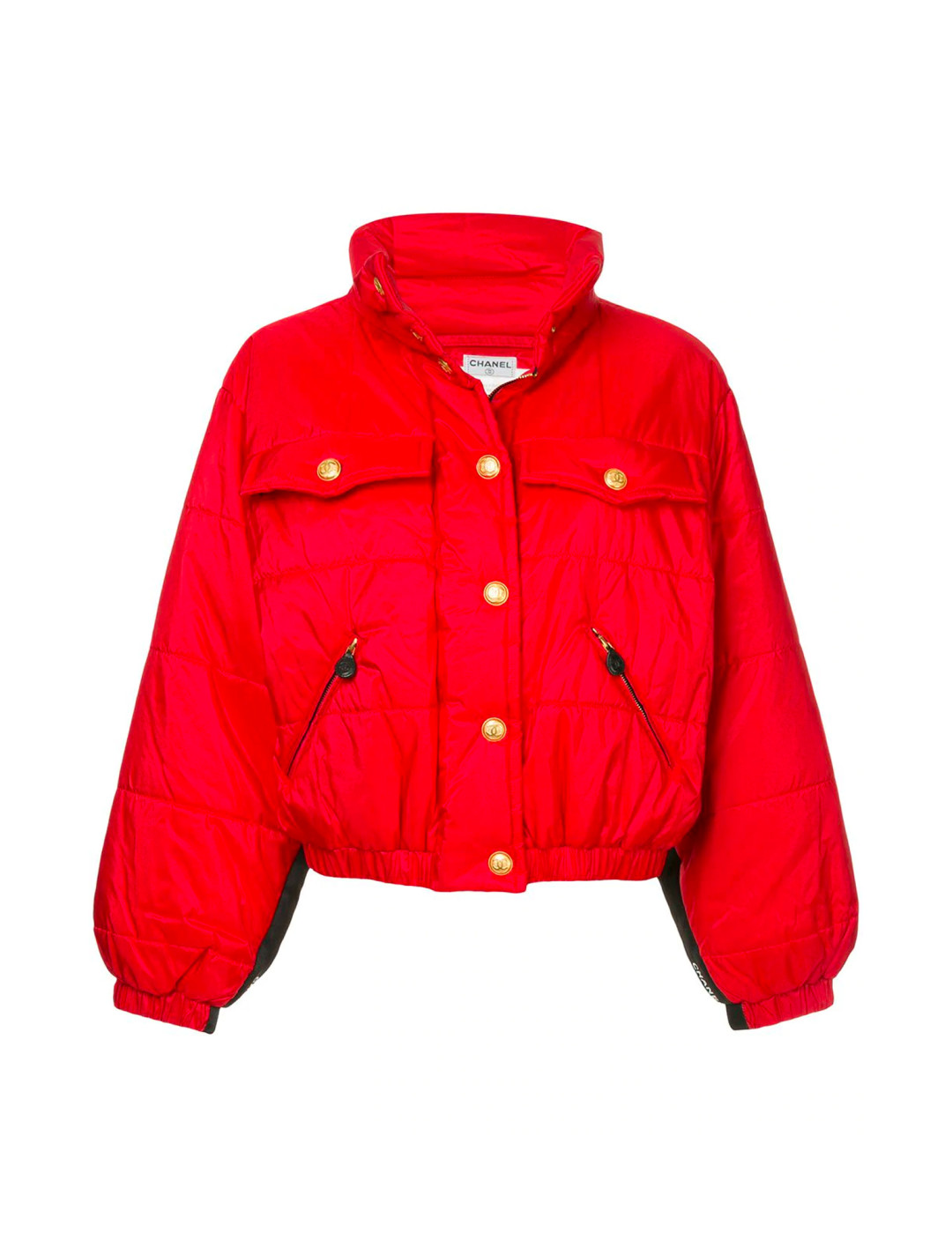 Lipstick Red Jacket