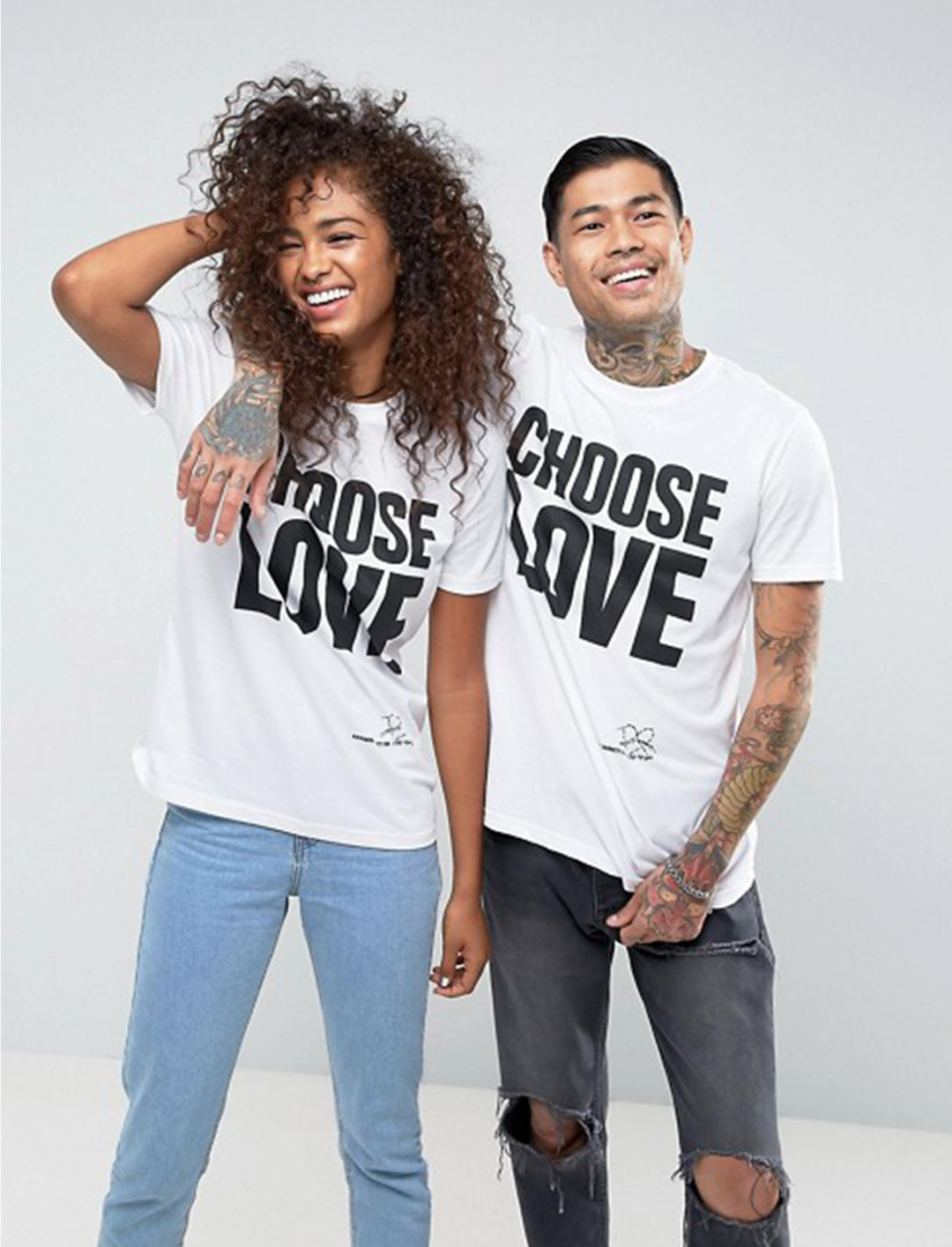 Choose Love Unisex T-shirt