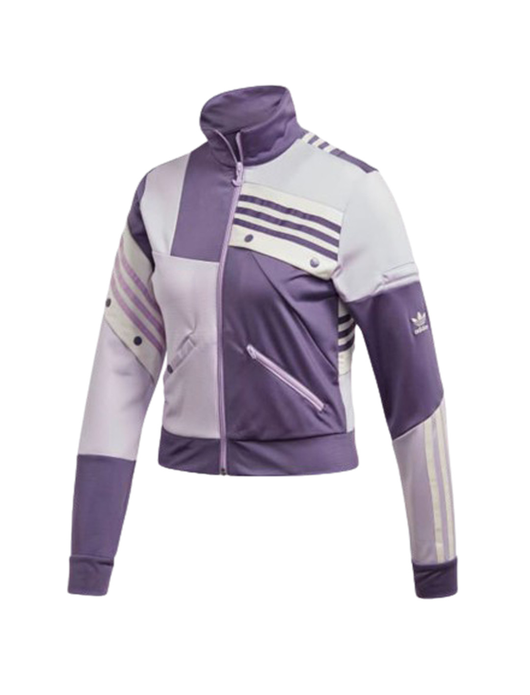 Track Top In Purple
