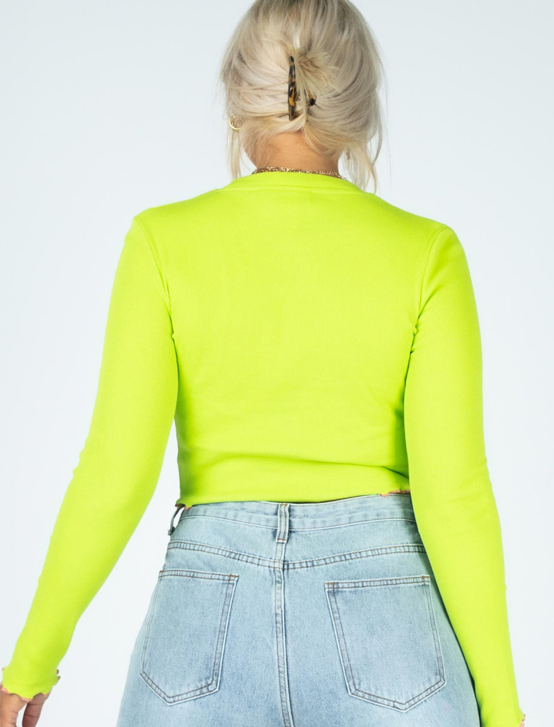 Lime Lettuce Top