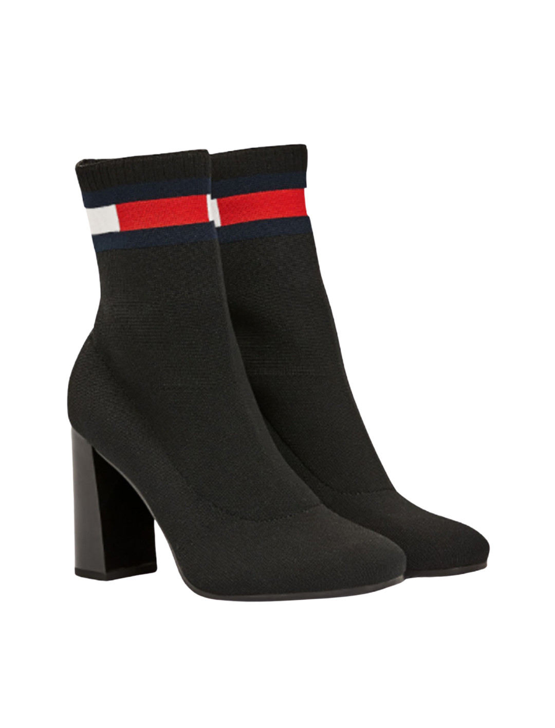 High Heel Sock Boots