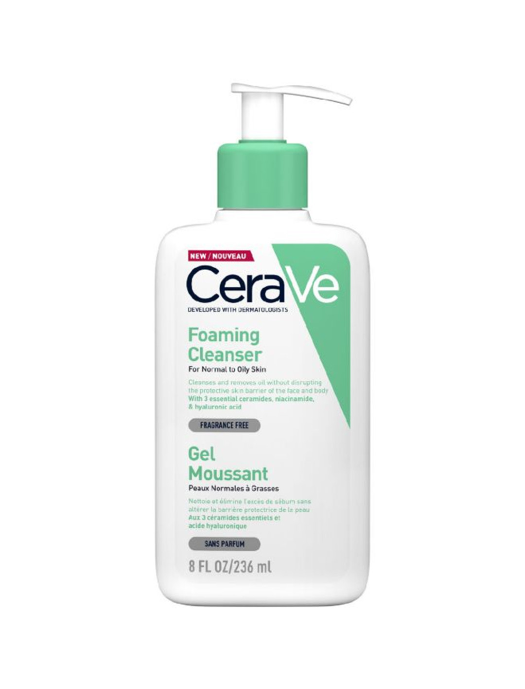 Foaming Cleanser For Normal To Oily Skin
