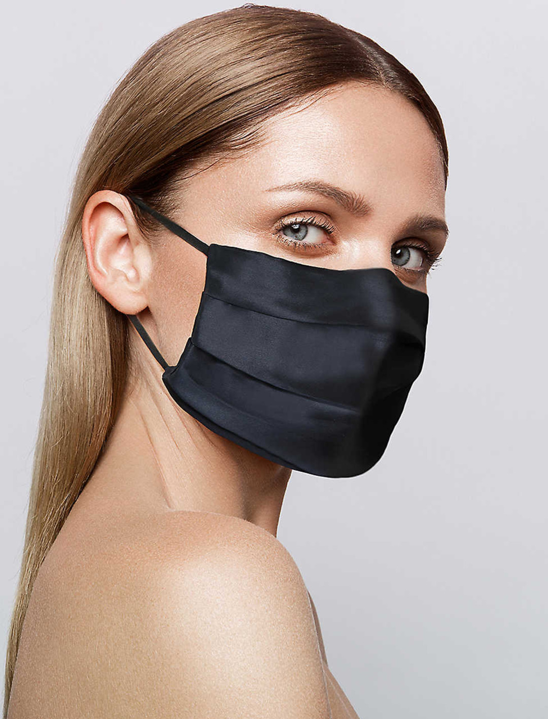 Reusable Silk Face Covering