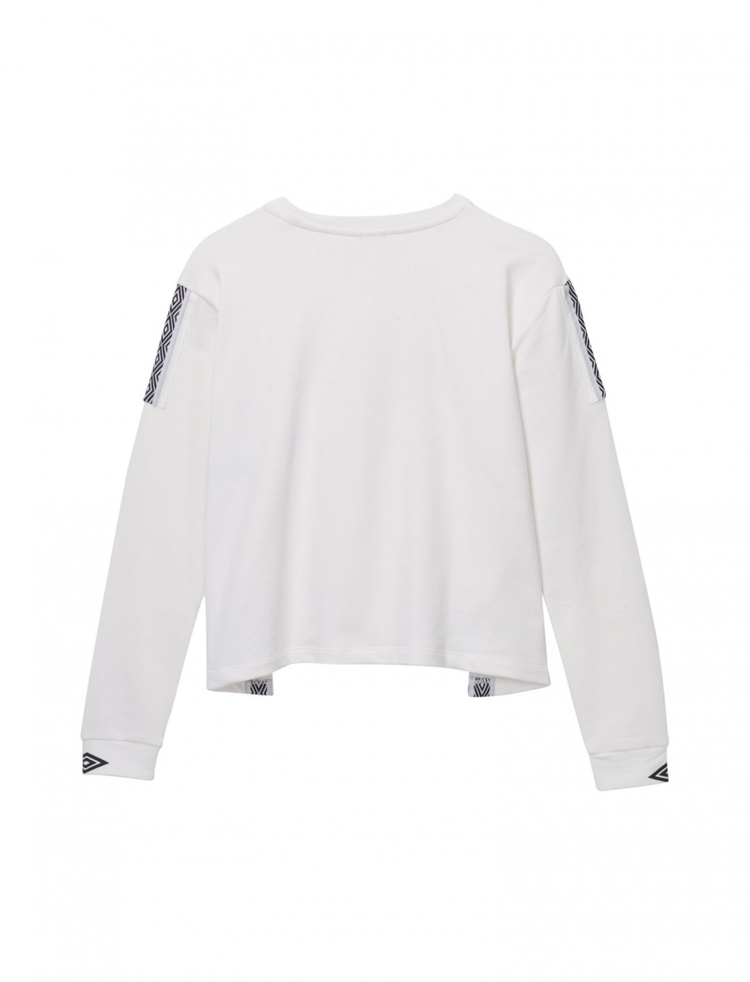 "Au/Ra's Crop Crew Sweat {""id"":5,""product_section_id"":1,""name"":""Clothing"",""order"":5} Umbro"