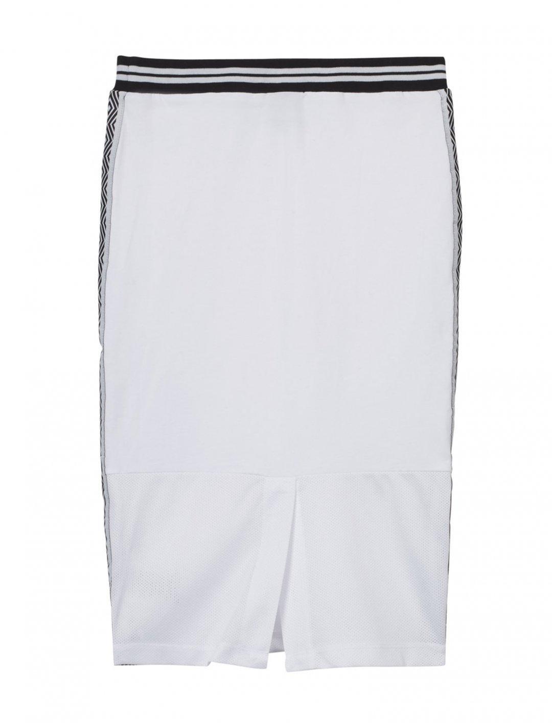 "Au/Ra's Mesh Hem Skirt {""id"":5,""product_section_id"":1,""name"":""Clothing"",""order"":5} Umbro"