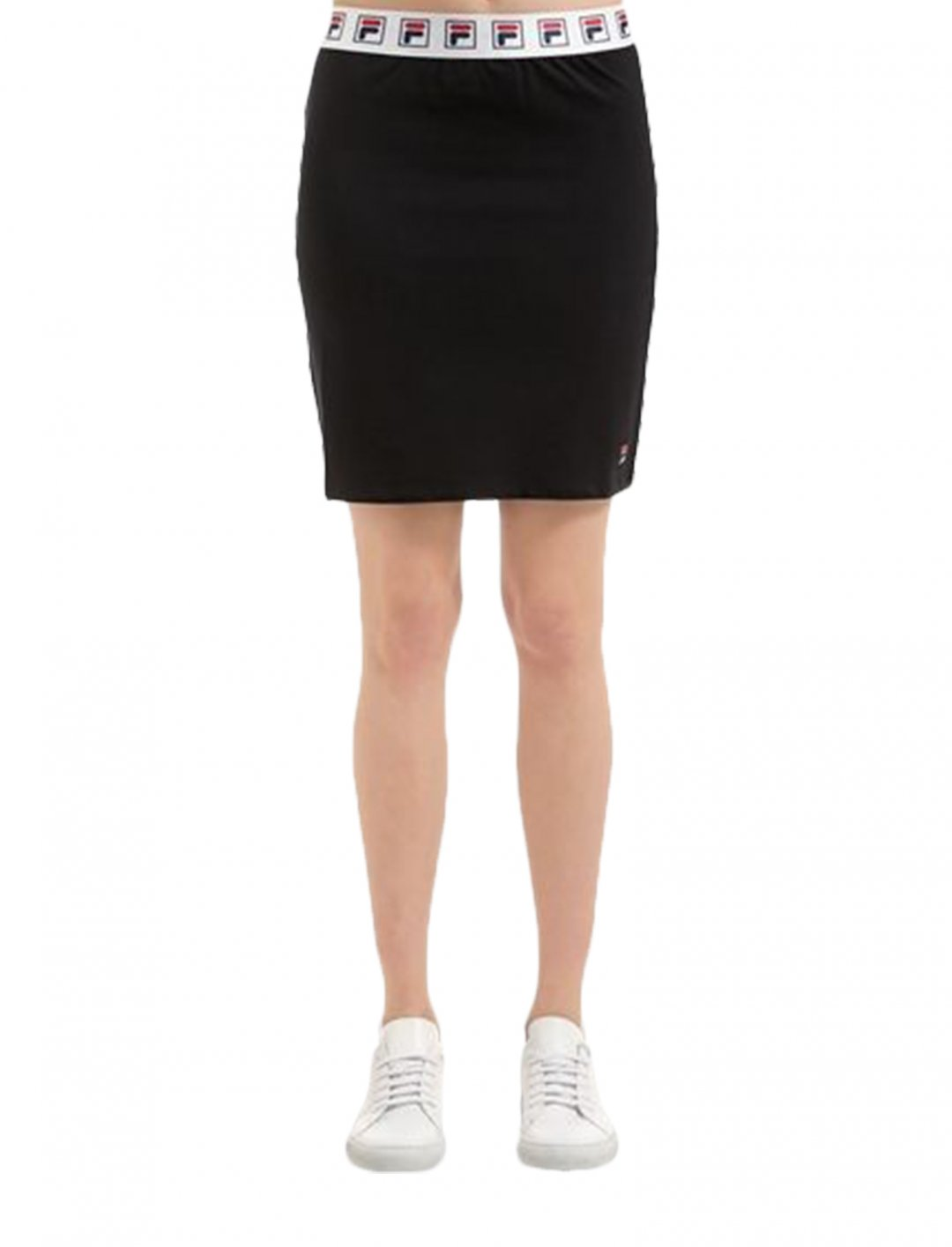 "Courtney Logo Cotton Skirt {""id"":5,""product_section_id"":1,""name"":""Clothing"",""order"":5} FILA URBAN"