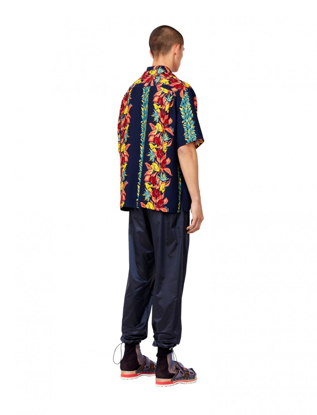 """Avelino's Hawaiian Shirt {""""id"""":5,""""product_section_id"""":1,""""name"""":""""Clothing"""",""""order"""":5} Louis Vuitton"""