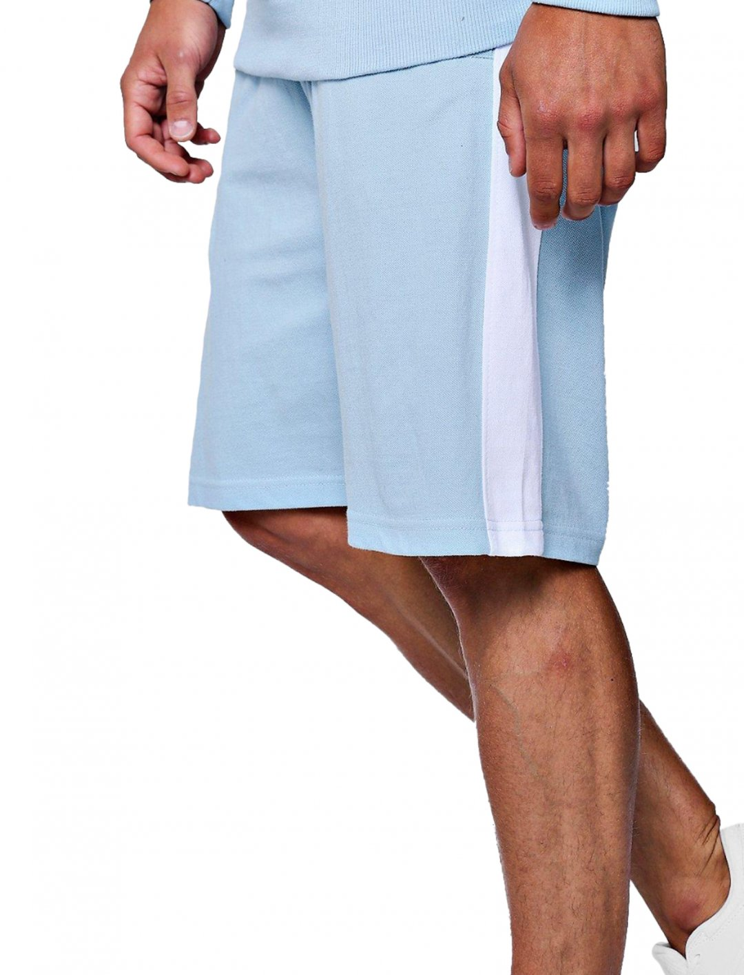 """Avelino's Jersey Shorts {""""id"""":5,""""product_section_id"""":1,""""name"""":""""Clothing"""",""""order"""":5} Boohoo"""