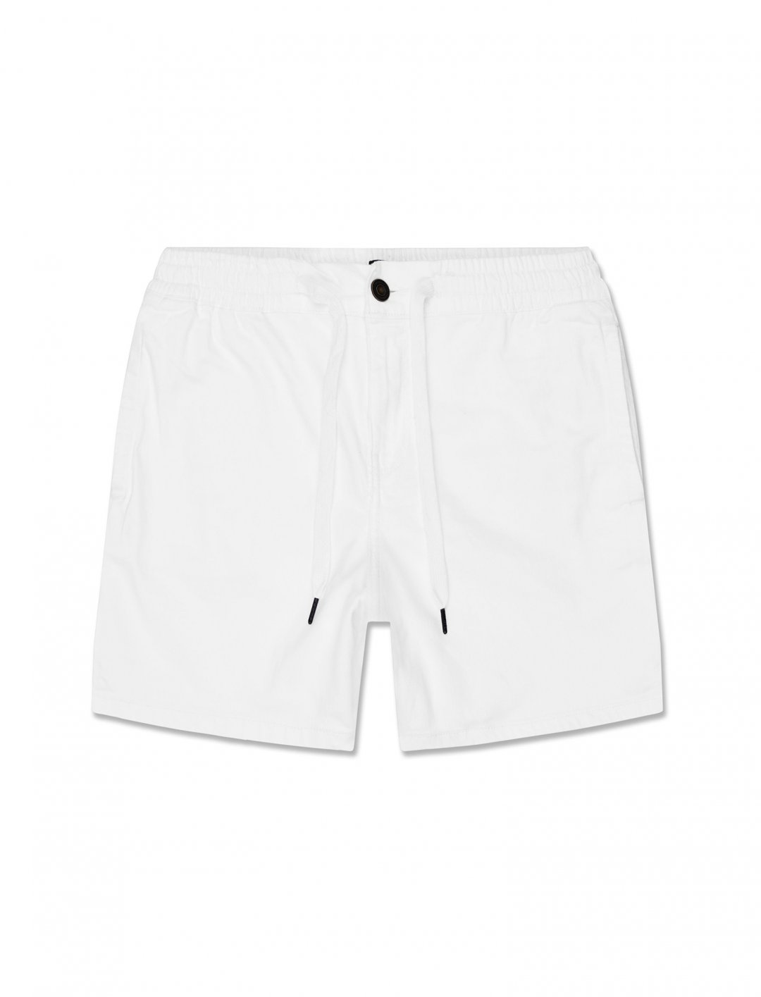"""New Look White Drawstring Shorts {""""id"""":5,""""product_section_id"""":1,""""name"""":""""Clothing"""",""""order"""":5} New Look"""