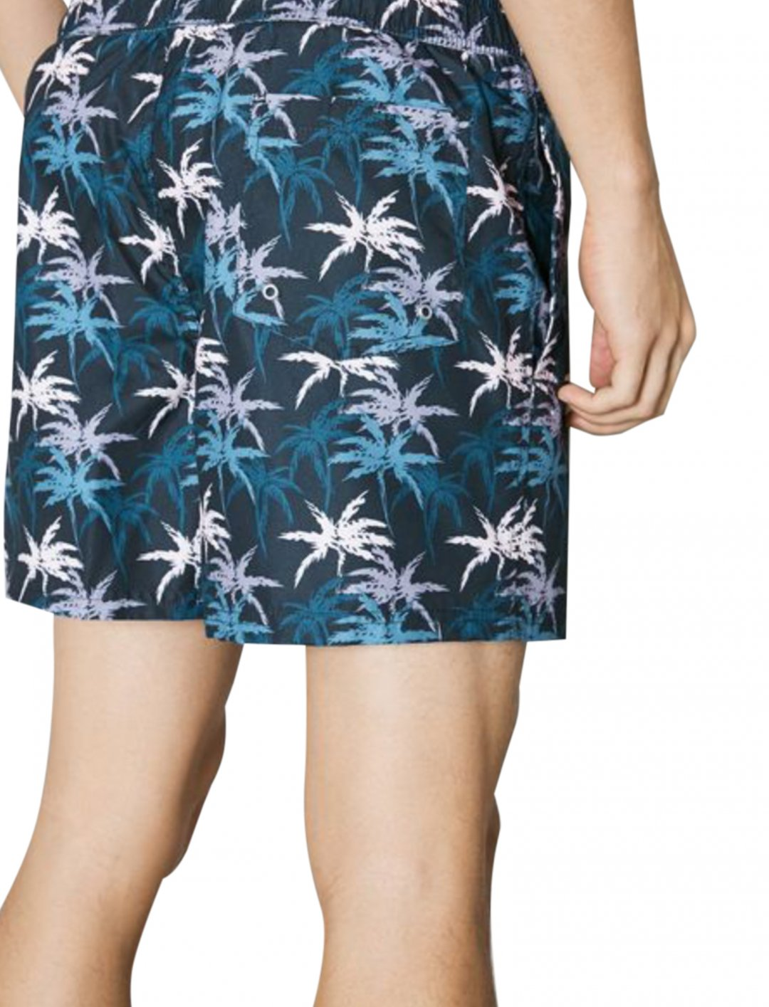 """Not3s' Palm Print Swim Shorts {""""id"""":5,""""product_section_id"""":1,""""name"""":""""Clothing"""",""""order"""":5} D - Struct"""
