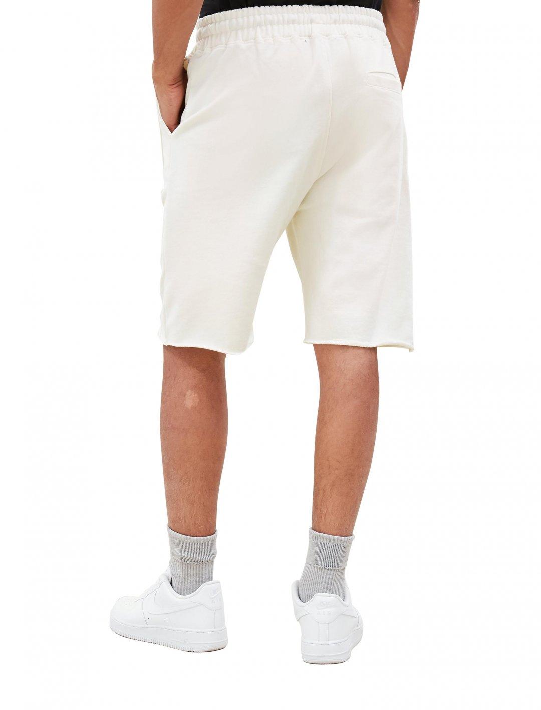 "Not3s' White Shorts {""id"":5,""product_section_id"":1,""name"":""Clothing"",""order"":5} Mennace"