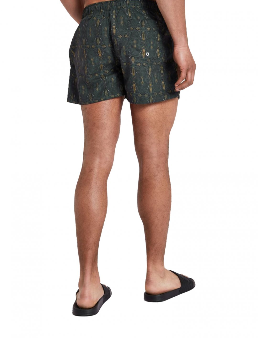 """River Island Aztec Print Shorts {""""id"""":5,""""product_section_id"""":1,""""name"""":""""Clothing"""",""""order"""":5} River Island"""