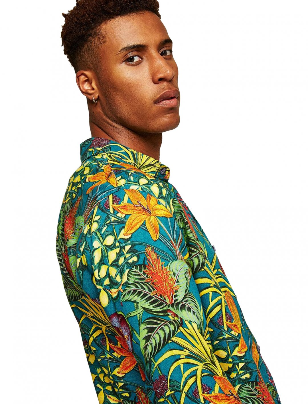 """Topman Long Sleeve Shirt {""""id"""":5,""""product_section_id"""":1,""""name"""":""""Clothing"""",""""order"""":5} Topman"""