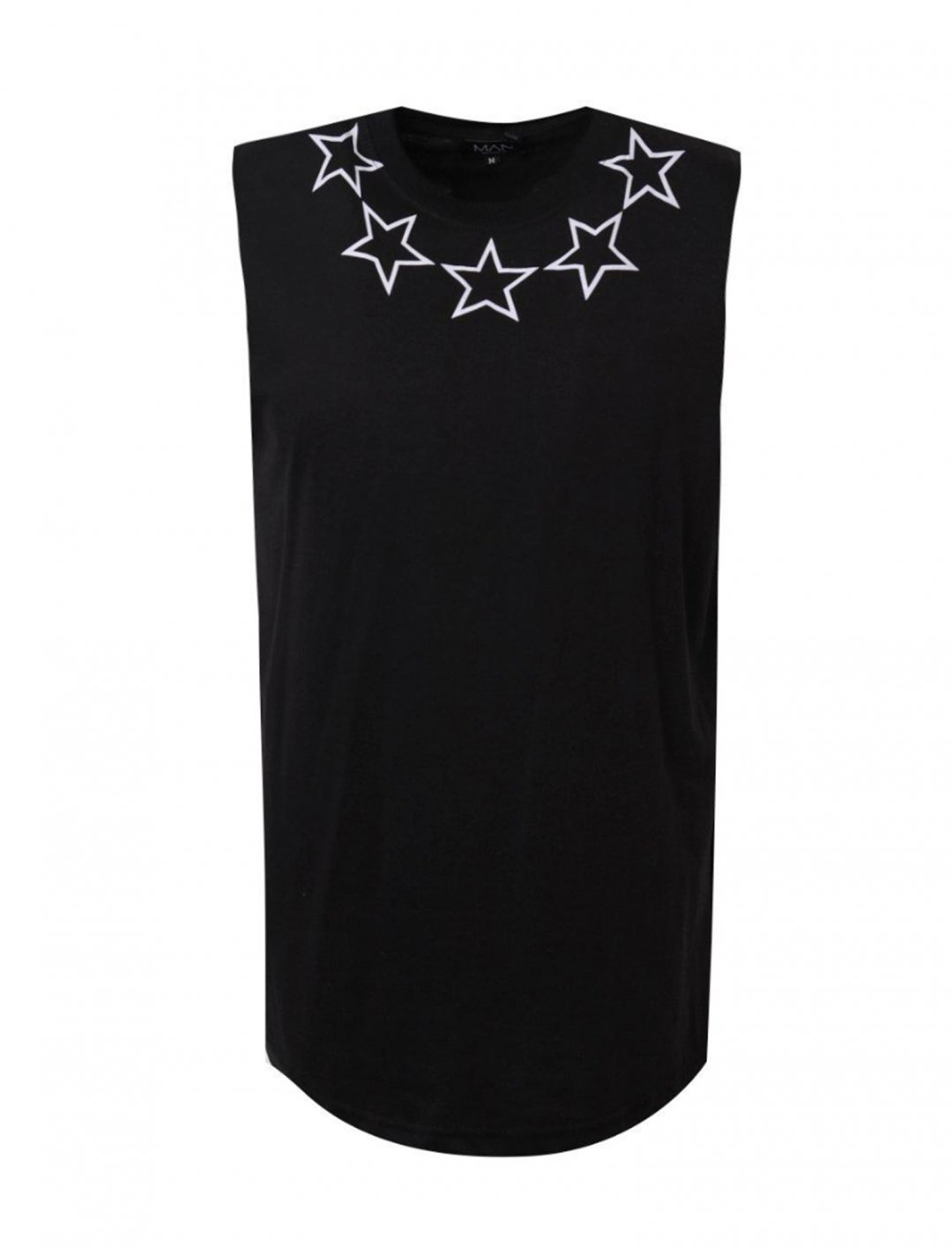 "Boohoo Star Print Tank {""id"":5,""product_section_id"":1,""name"":""Clothing"",""order"":5} Boohoo"