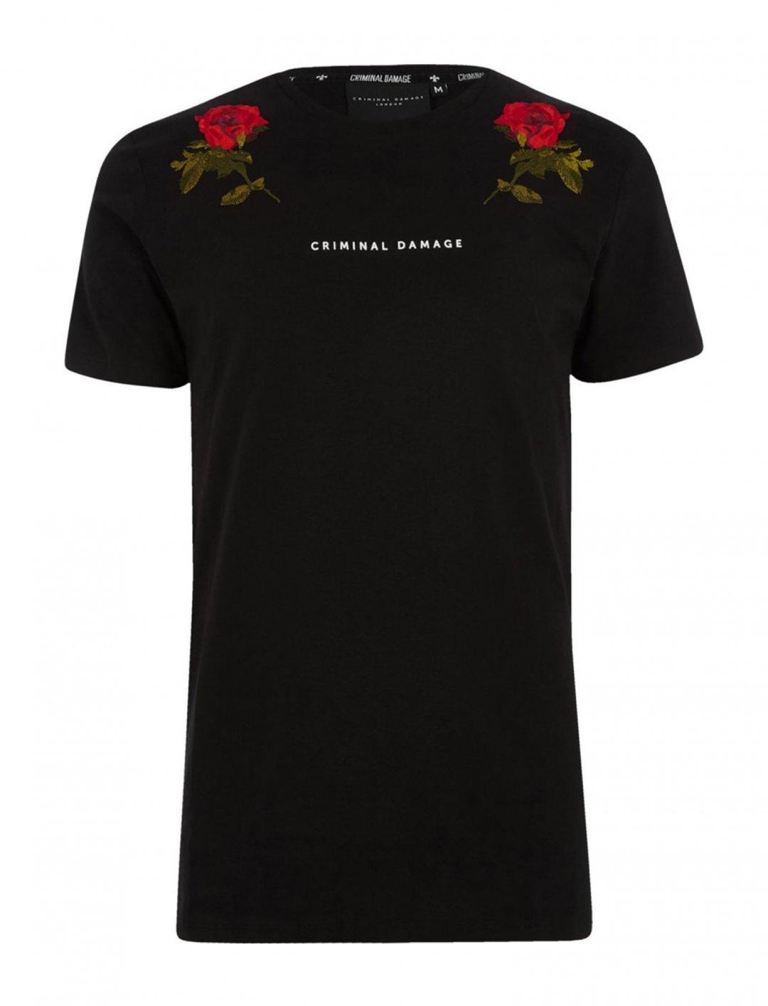 "Criminal Damage T-Shirt {""id"":5,""product_section_id"":1,""name"":""Clothing"",""order"":5} Criminal Damage"