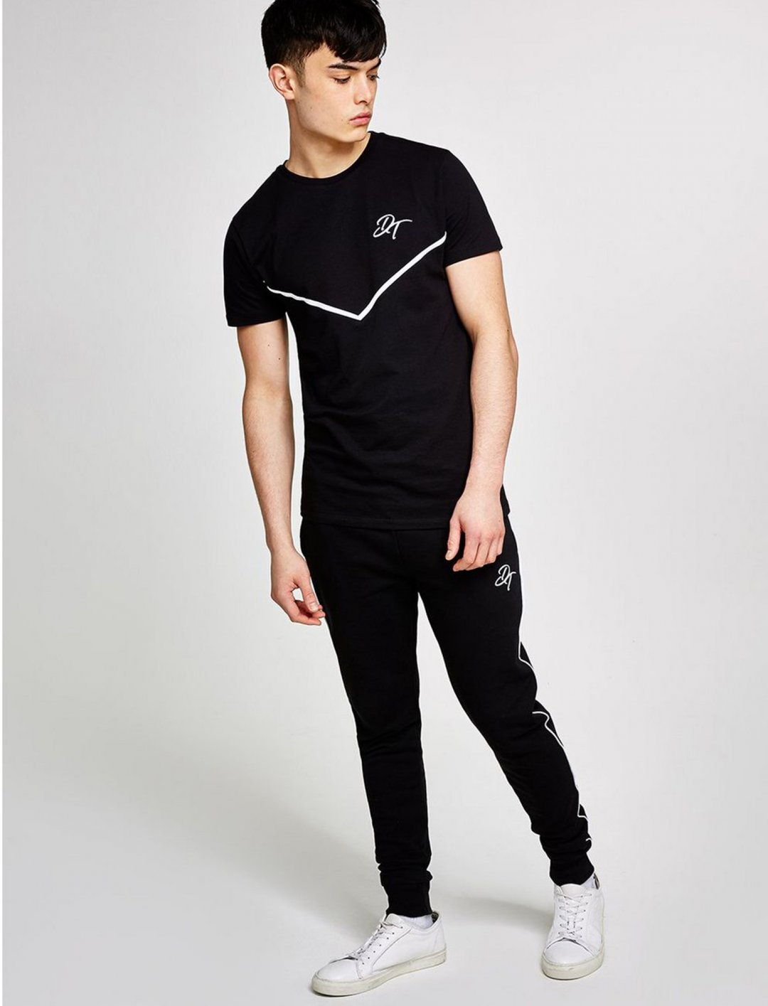 """Devote 'Carter' T-Shirt {""""id"""":5,""""product_section_id"""":1,""""name"""":""""Clothing"""",""""order"""":5} Devote"""