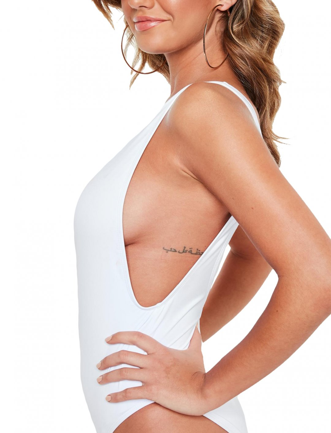 """Drop-Side Swimsuit {""""id"""":5,""""product_section_id"""":1,""""name"""":""""Clothing"""",""""order"""":5} Missguided"""