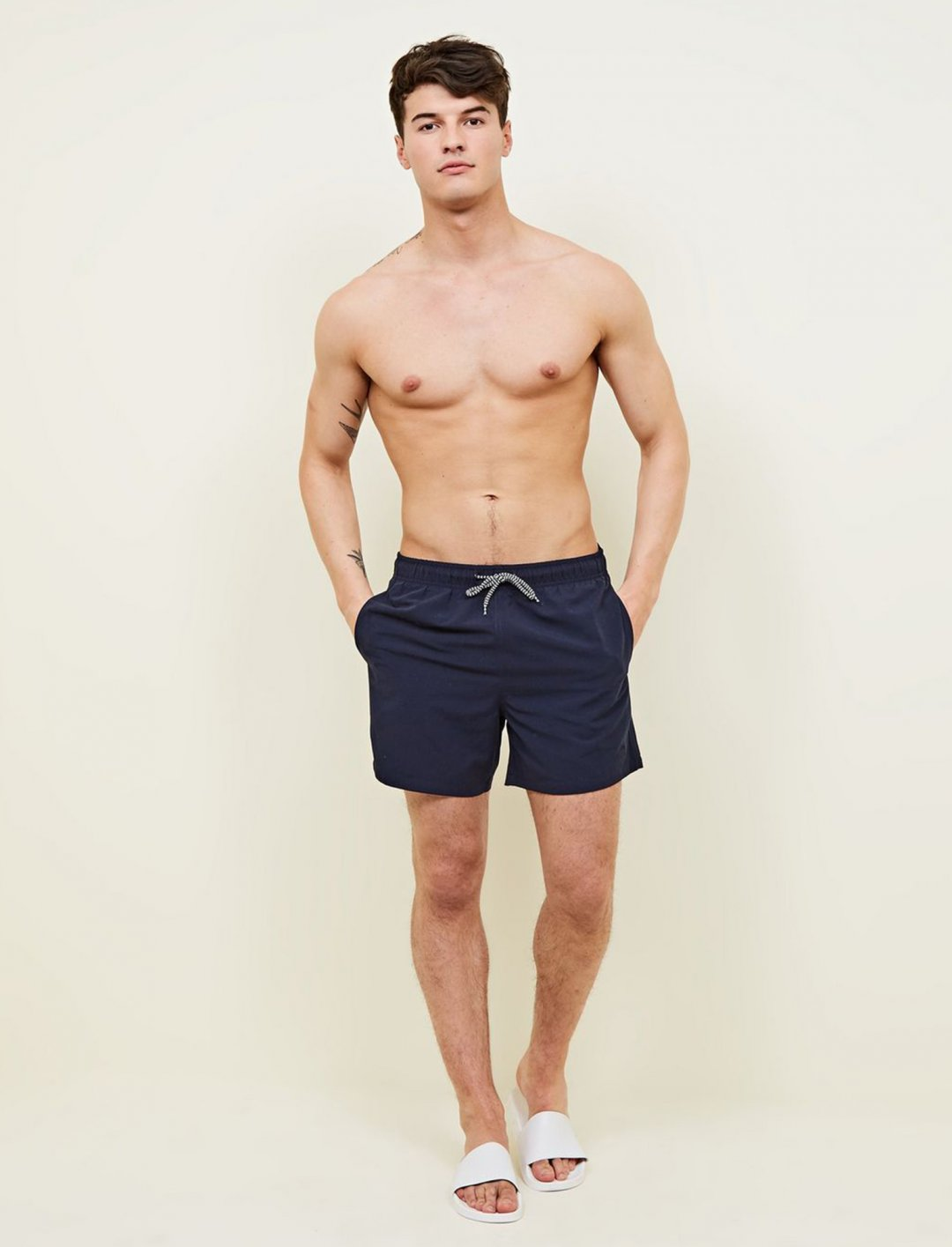 "New Look Swim Shorts {""id"":5,""product_section_id"":1,""name"":""Clothing"",""order"":5} New Look"
