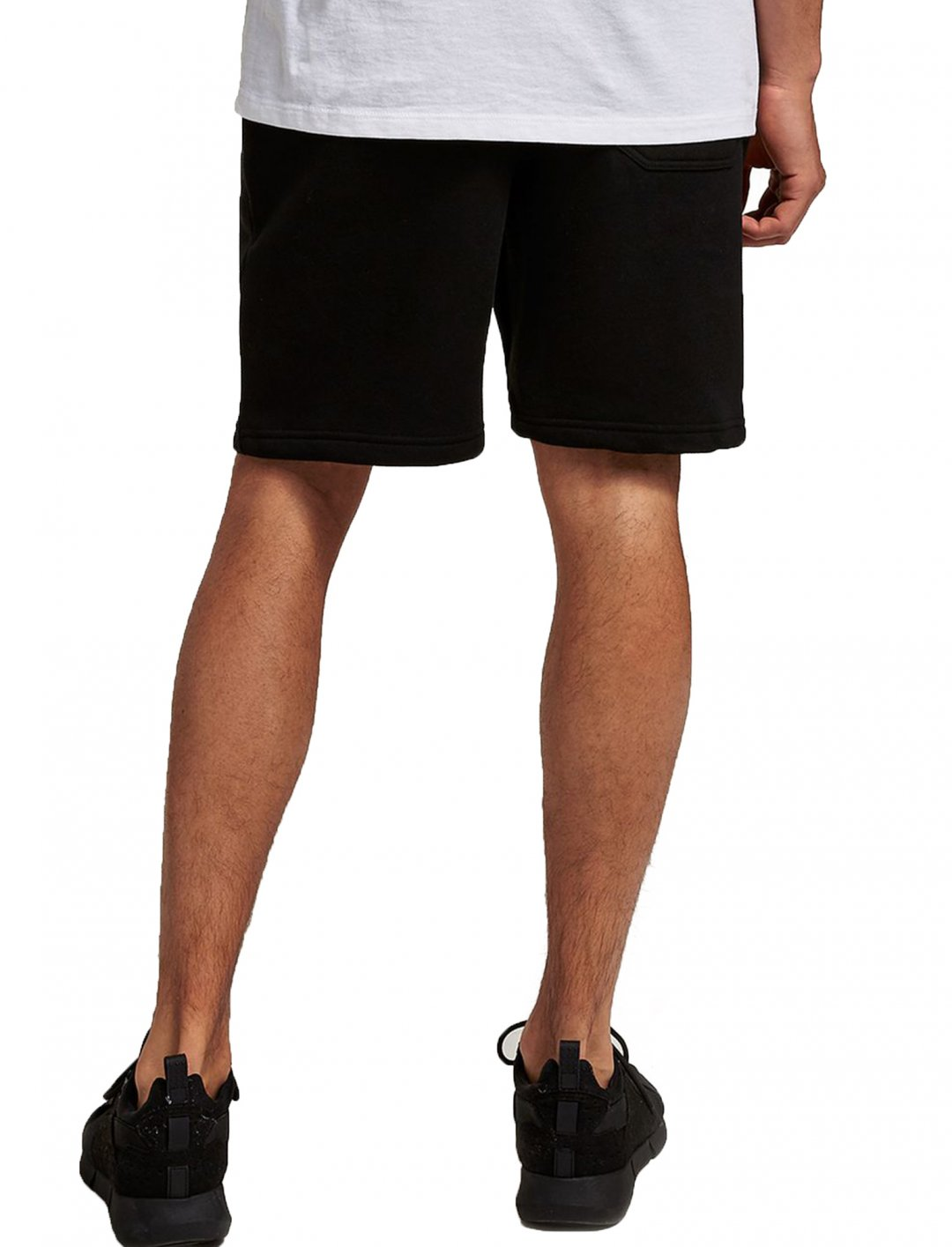 "Nicce Black Jogging Shorts {""id"":5,""product_section_id"":1,""name"":""Clothing"",""order"":5} Nicce"