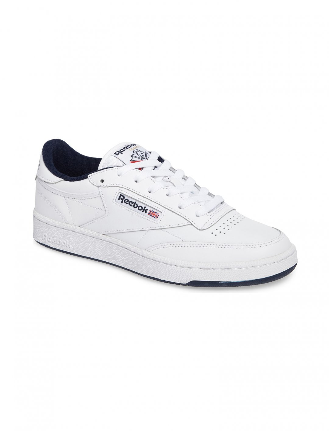 "Reebok Club C 85 Sneaker {""id"":5,""product_section_id"":1,""name"":""Clothing"",""order"":5} Reebok"