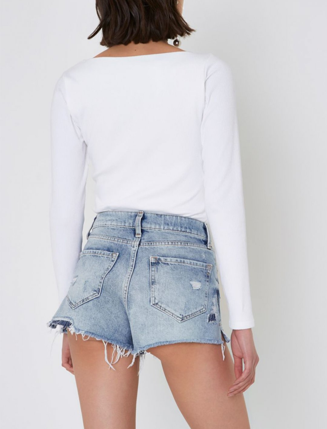 "River Island Denim Shorts {""id"":5,""product_section_id"":1,""name"":""Clothing"",""order"":5} River Island"