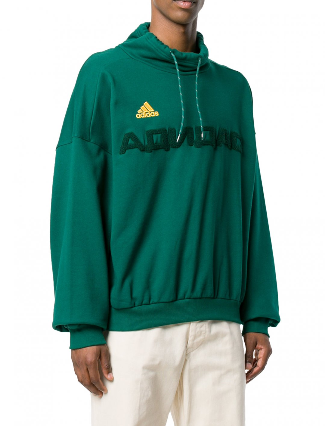 "Buddy's Adidas Sweat Top {""id"":5,""product_section_id"":1,""name"":""Clothing"",""order"":5} Gosha Rubchinskiy"