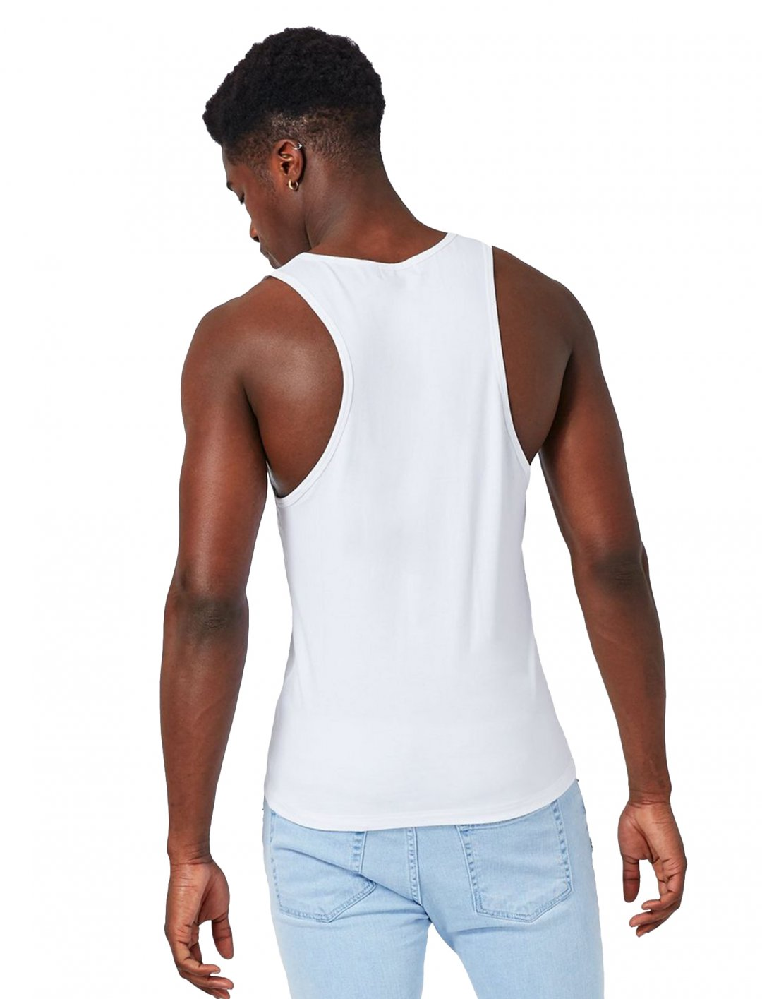 "Buddy's White Vest {""id"":5,""product_section_id"":1,""name"":""Clothing"",""order"":5} Topman"