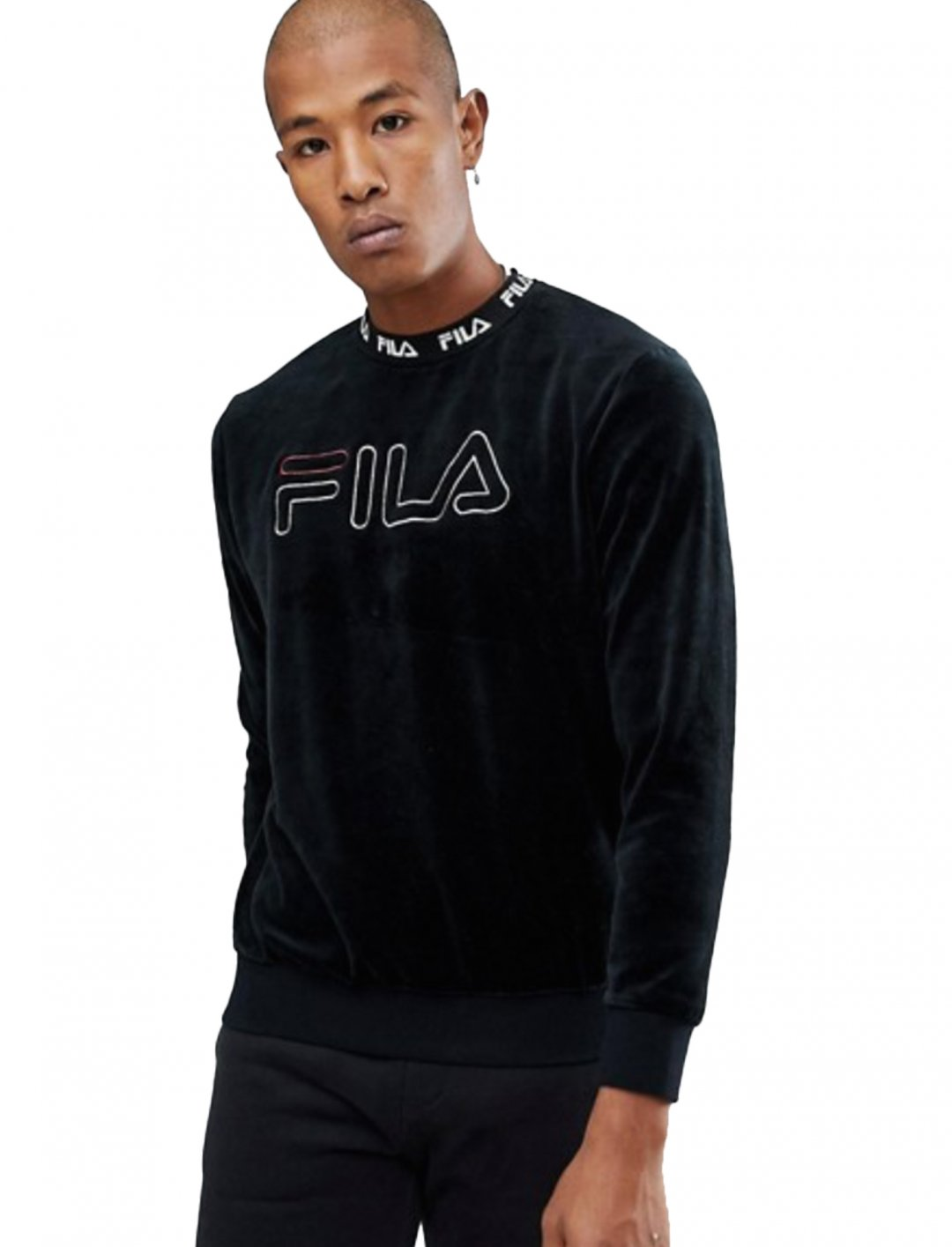 "Fila Sweatshirt {""id"":5,""product_section_id"":1,""name"":""Clothing"",""order"":5} Fila"