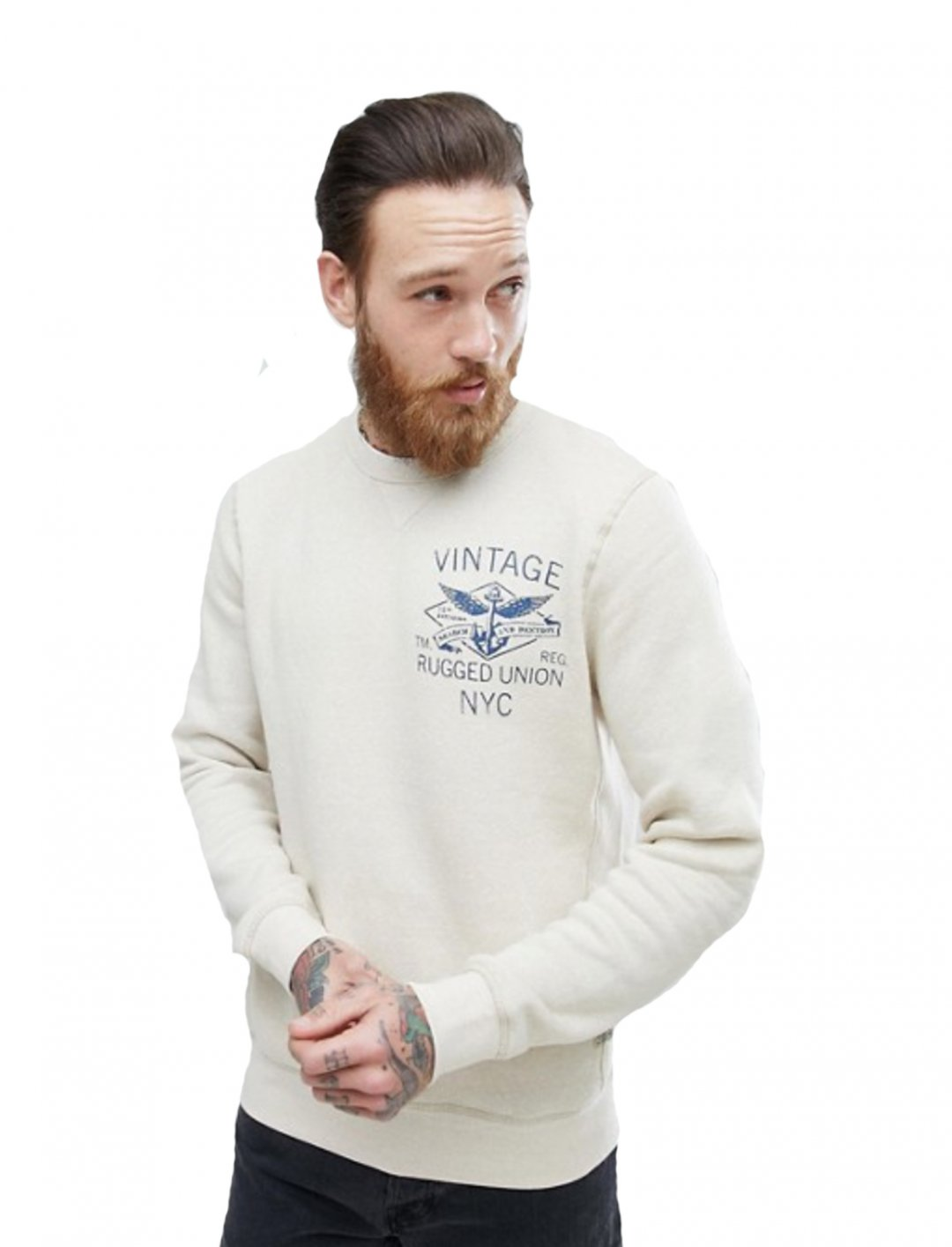"Jack & Jones Vintage Sweatshirt {""id"":5,""product_section_id"":1,""name"":""Clothing"",""order"":5} Jack & Jones"