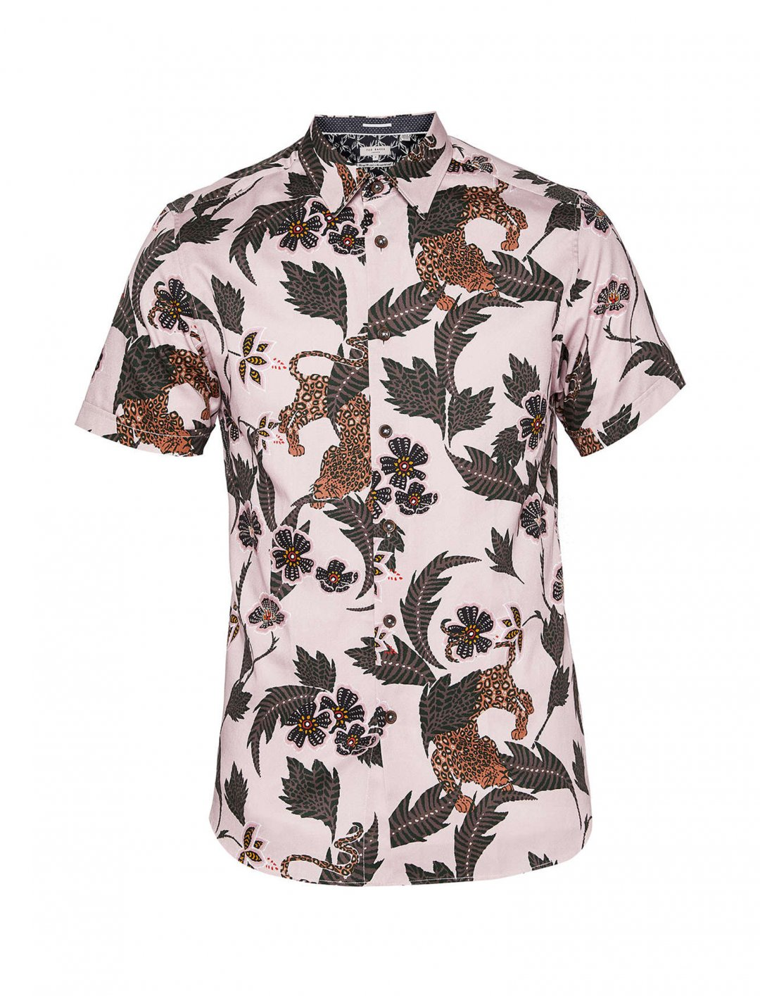 "Ted Baker Printed Shirt {""id"":5,""product_section_id"":1,""name"":""Clothing"",""order"":5} Ted Baker"