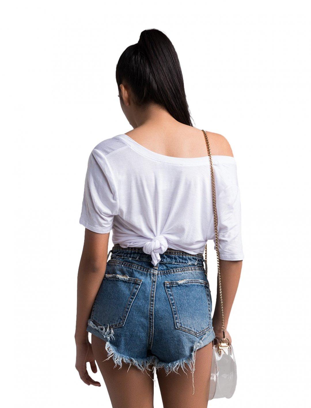 "Becky G's Denim Shorts {""id"":5,""product_section_id"":1,""name"":""Clothing"",""order"":5} SHOPAKIRA"