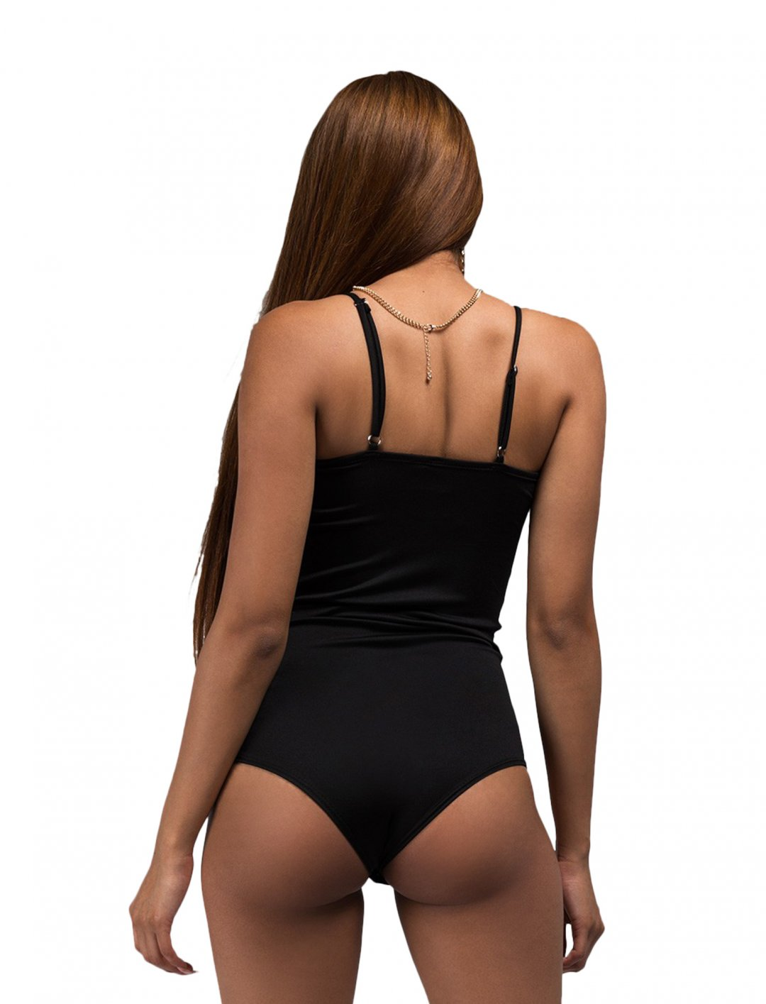 """Becky G's Strap Bodysuit {""""id"""":5,""""product_section_id"""":1,""""name"""":""""Clothing"""",""""order"""":5} AKIRA"""