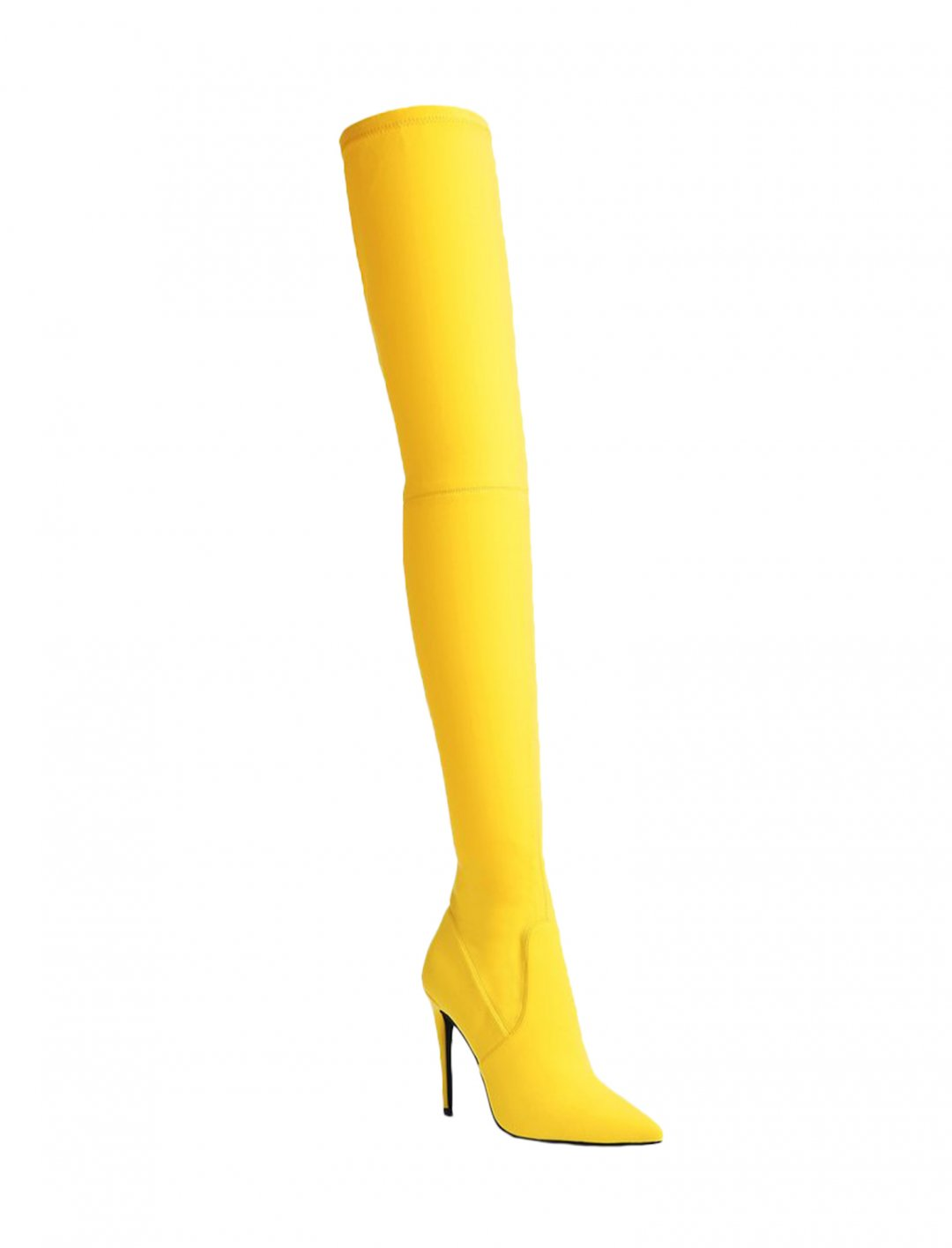 """Becky G's Yellow Boots {""""id"""":12,""""product_section_id"""":1,""""name"""":""""Shoes"""",""""order"""":12} Naked Wolfe"""