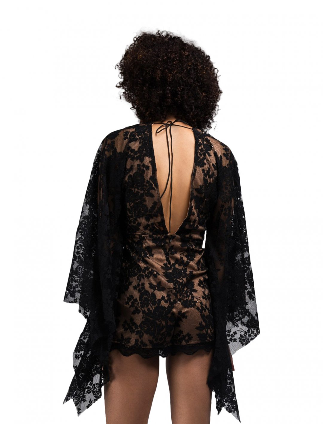 """Leslie Grace's Romper {""""id"""":5,""""product_section_id"""":1,""""name"""":""""Clothing"""",""""order"""":5} AKIRA"""