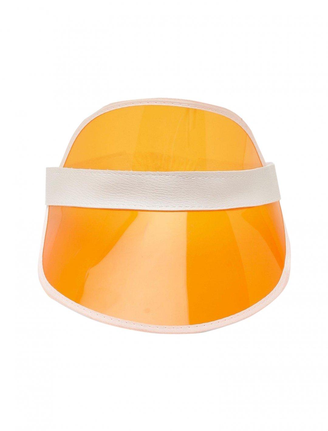 "Orange Visor Cap {""id"":16,""product_section_id"":1,""name"":""Accessories"",""order"":15} boohoo"