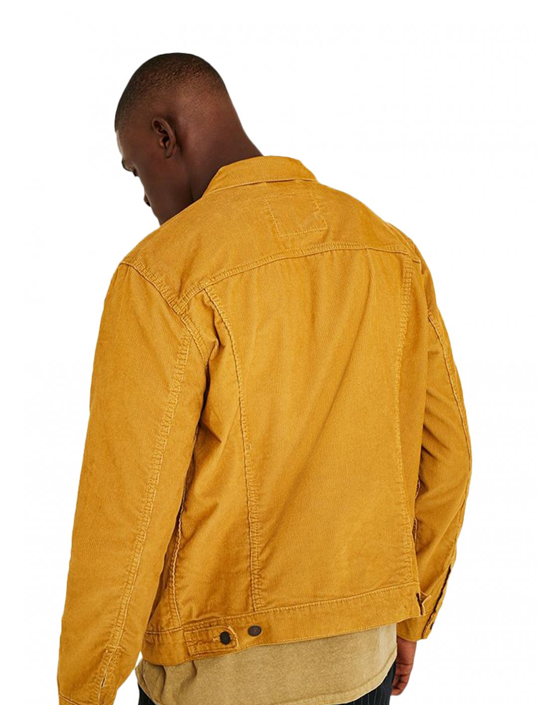 """Tan Trucker Jacket {""""id"""":5,""""product_section_id"""":1,""""name"""":""""Clothing"""",""""order"""":5} Levi's"""