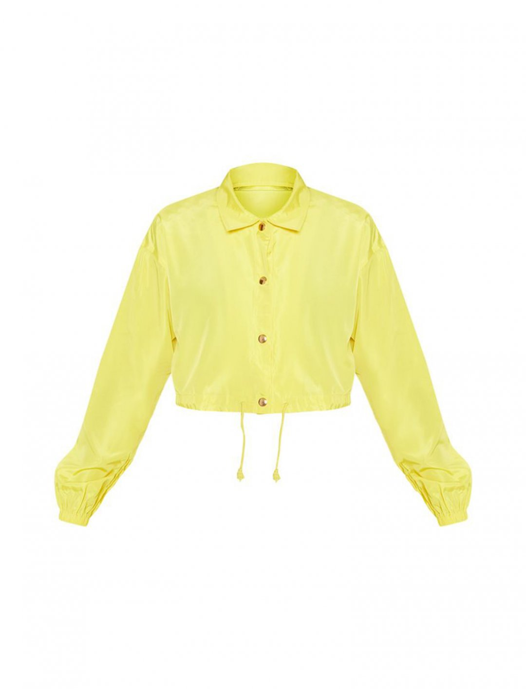 """Yellow Shell Suit Jacket {""""id"""":5,""""product_section_id"""":1,""""name"""":""""Clothing"""",""""order"""":5} Pretty Little Thing"""