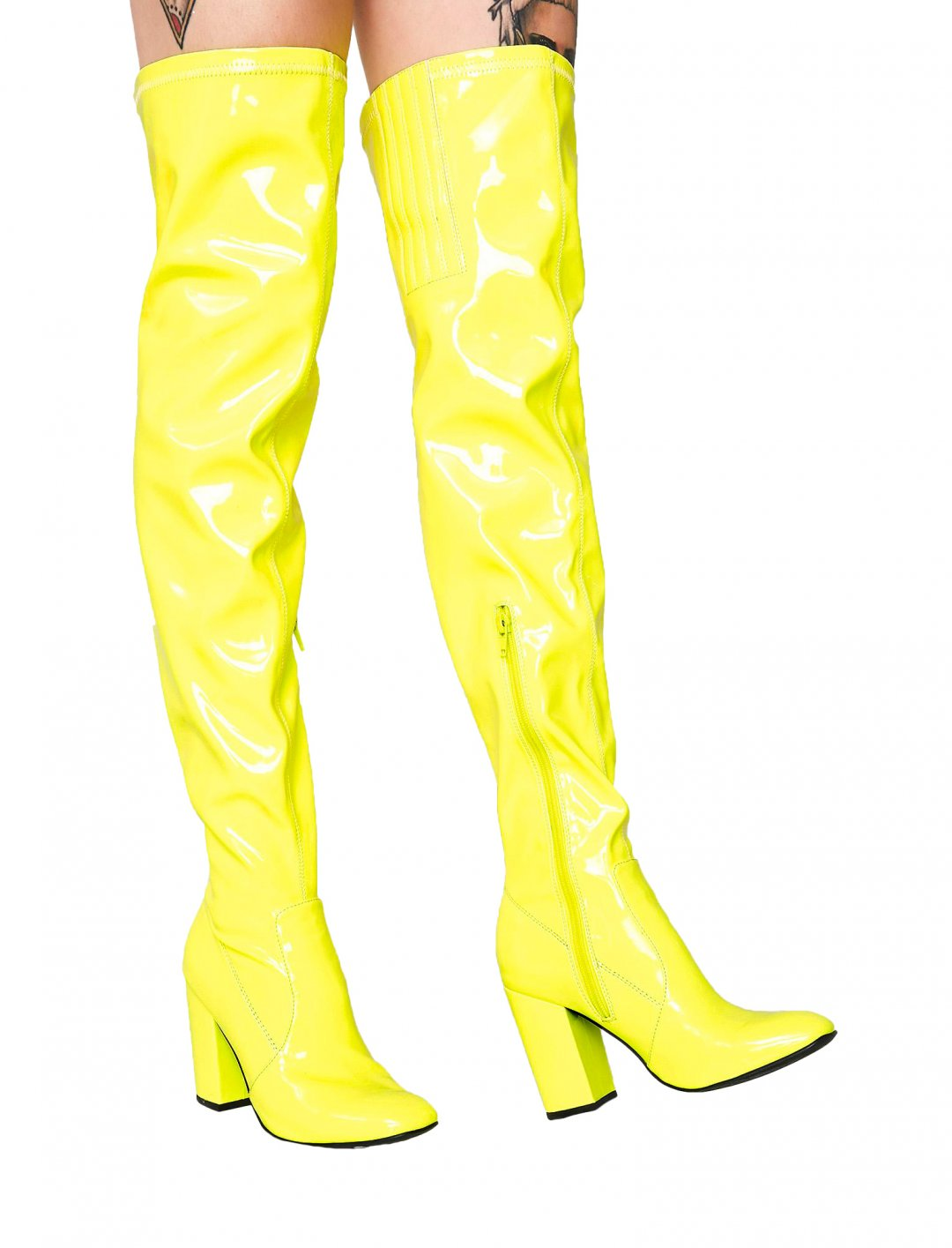 """Yellow Thigh High Boots {""""id"""":12,""""product_section_id"""":1,""""name"""":""""Shoes"""",""""order"""":12} Current Mood"""