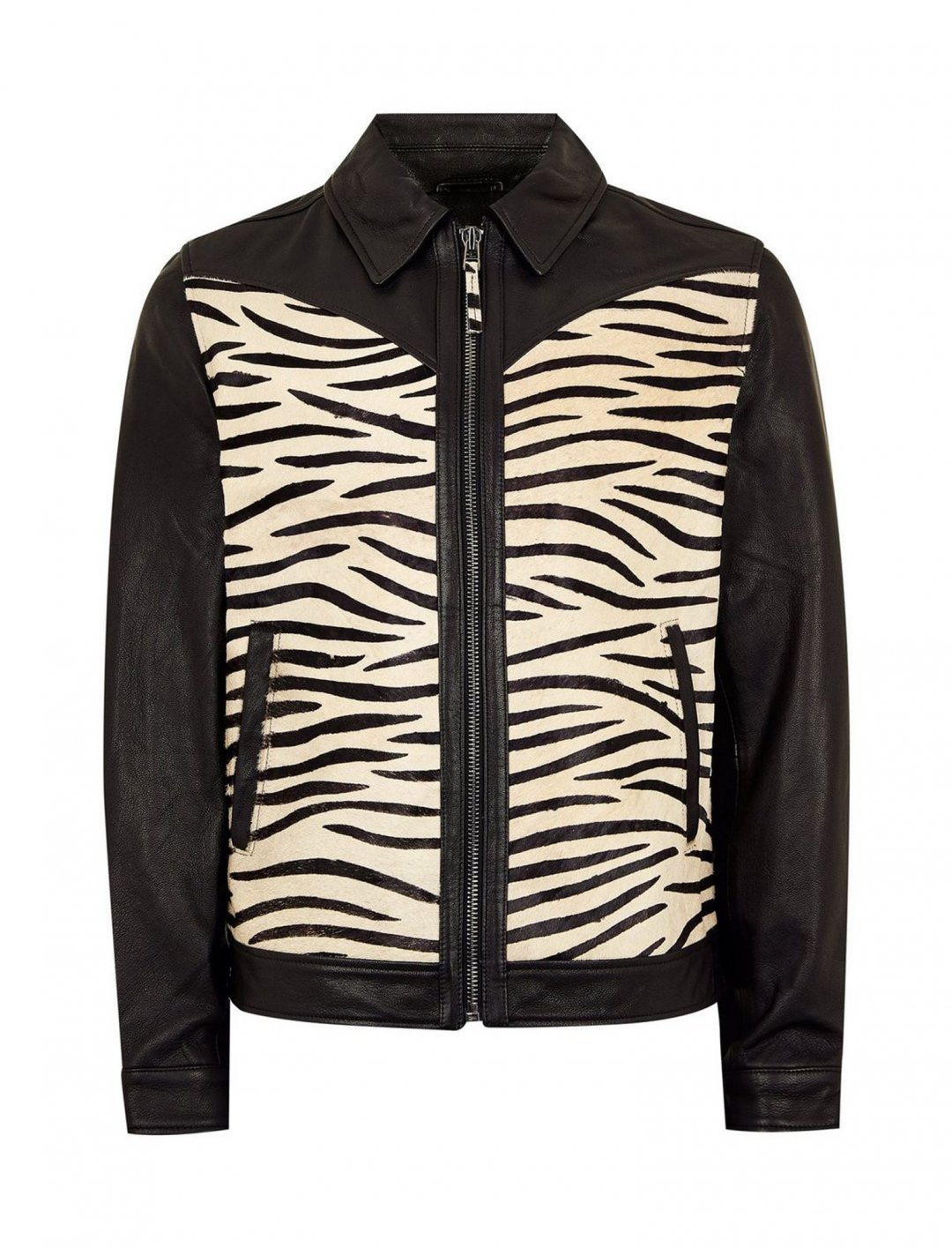 "Zebra Print Jacket {""id"":5,""product_section_id"":1,""name"":""Clothing"",""order"":5} Topman"