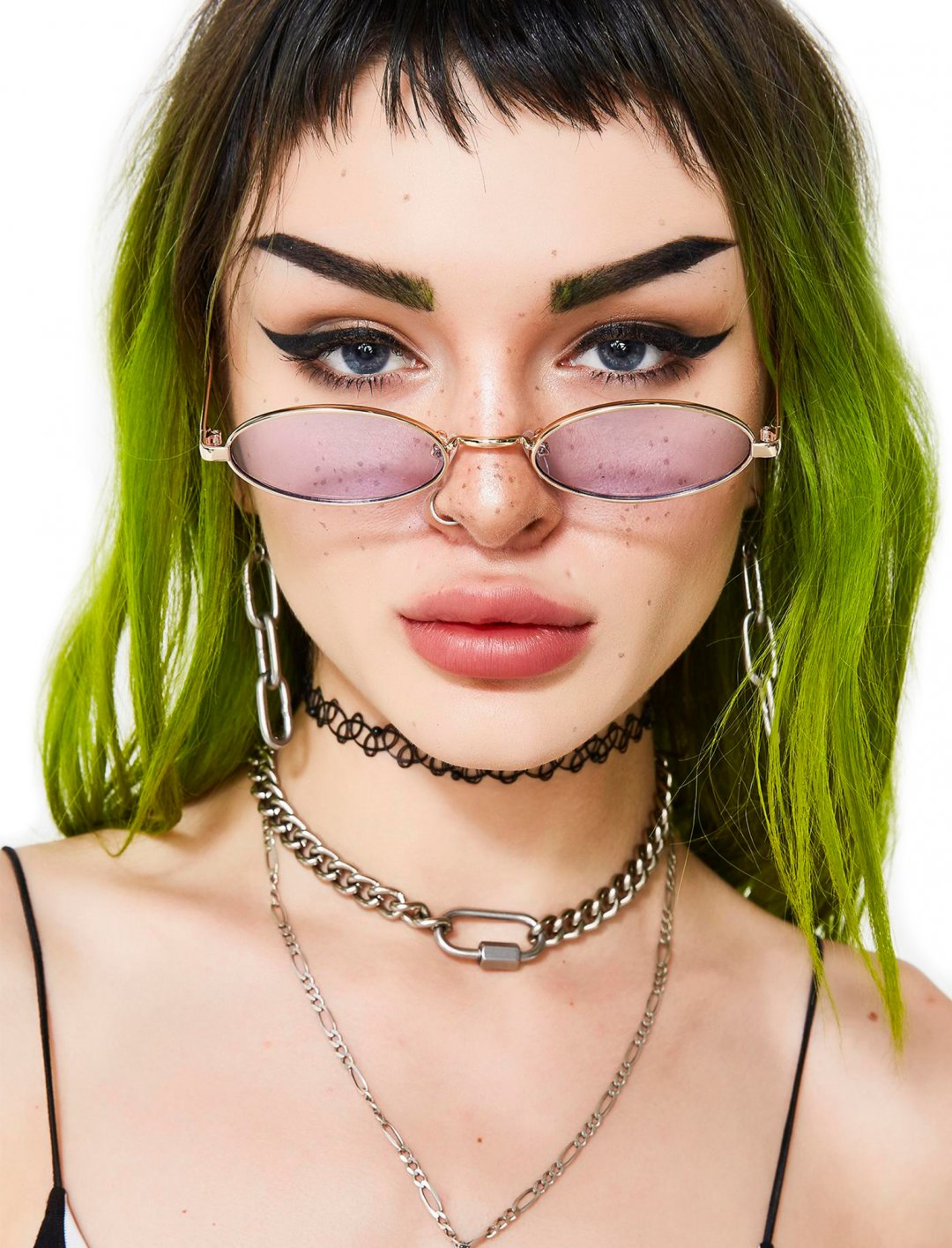 "Micro Tinted Sunglasses {""id"":16,""product_section_id"":1,""name"":""Accessories"",""order"":15} Dolls Kill"
