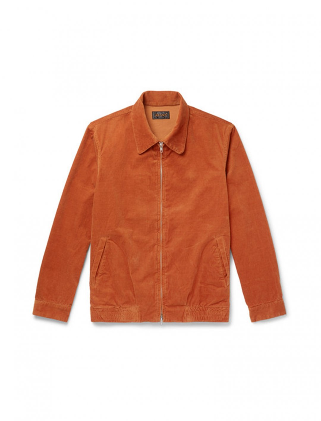 "Sam Smith's Corduroy Blouson Jacket {""id"":5,""product_section_id"":1,""name"":""Clothing"",""order"":5}"