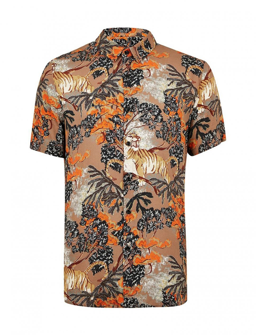 "Tiger Print Shirt {""id"":5,""product_section_id"":1,""name"":""Clothing"",""order"":5} Topman"