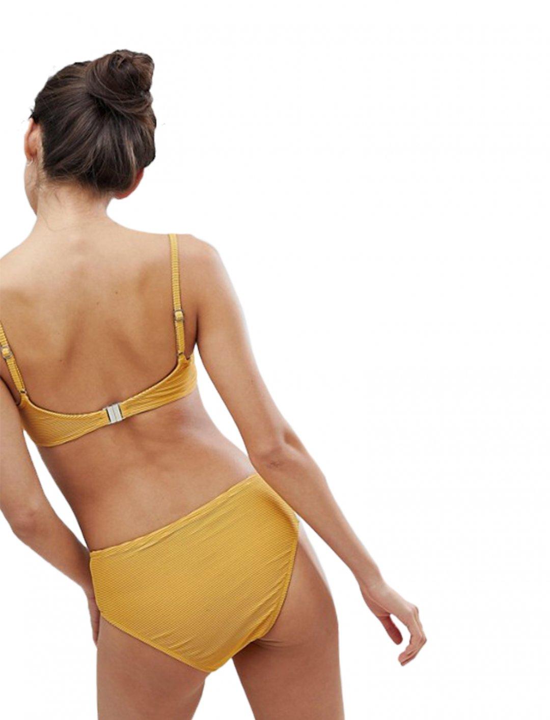 Zulu & Zephyr Ribbed Bikini Clothing Zulu & Zephyr