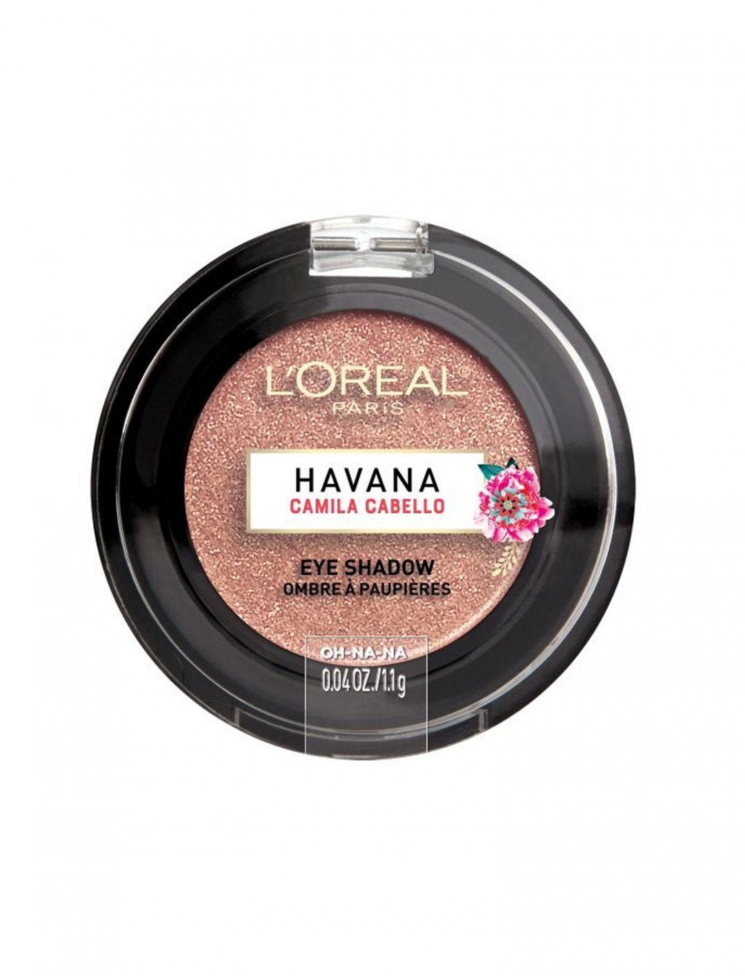 "Havana x Camila Cabello Eyeshadow {""id"":2,""product_section_id"":1,""name"":""Beauty"",""order"":2} L'Oréal Paris"
