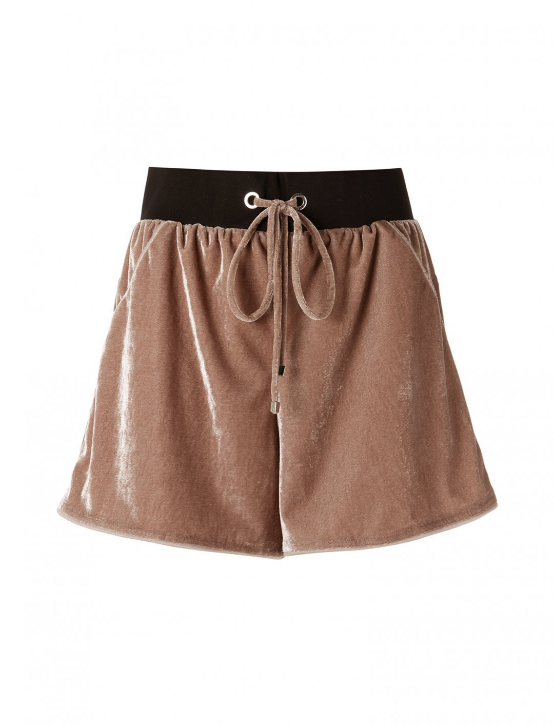 """Olympiah Velvet Shorts {""""id"""":5,""""product_section_id"""":1,""""name"""":""""Clothing"""",""""order"""":5} Olympiah"""