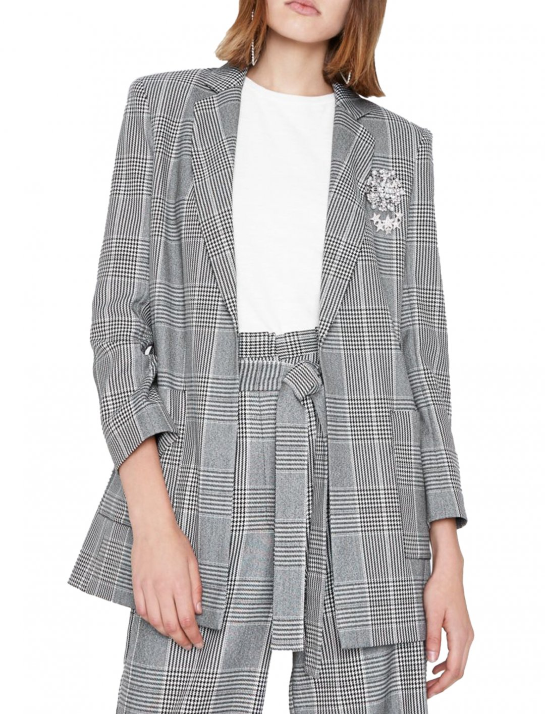 River Island Oversized Blazer Clothing River Island