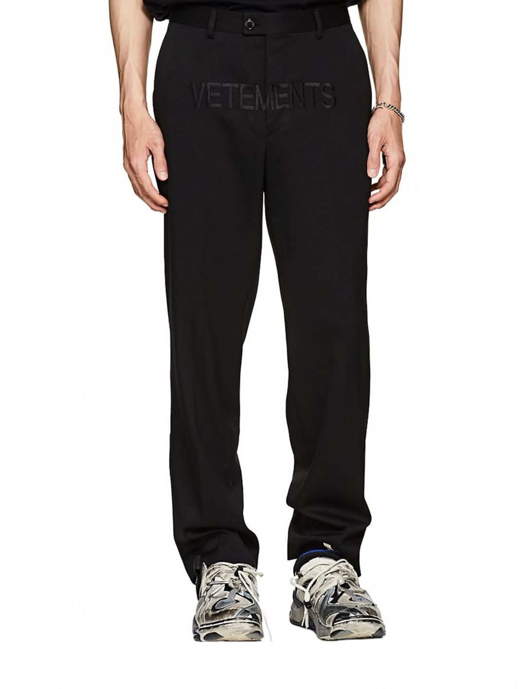 "Justin Bieber's Trousers {""id"":5,""product_section_id"":1,""name"":""Clothing"",""order"":5} Vetements"