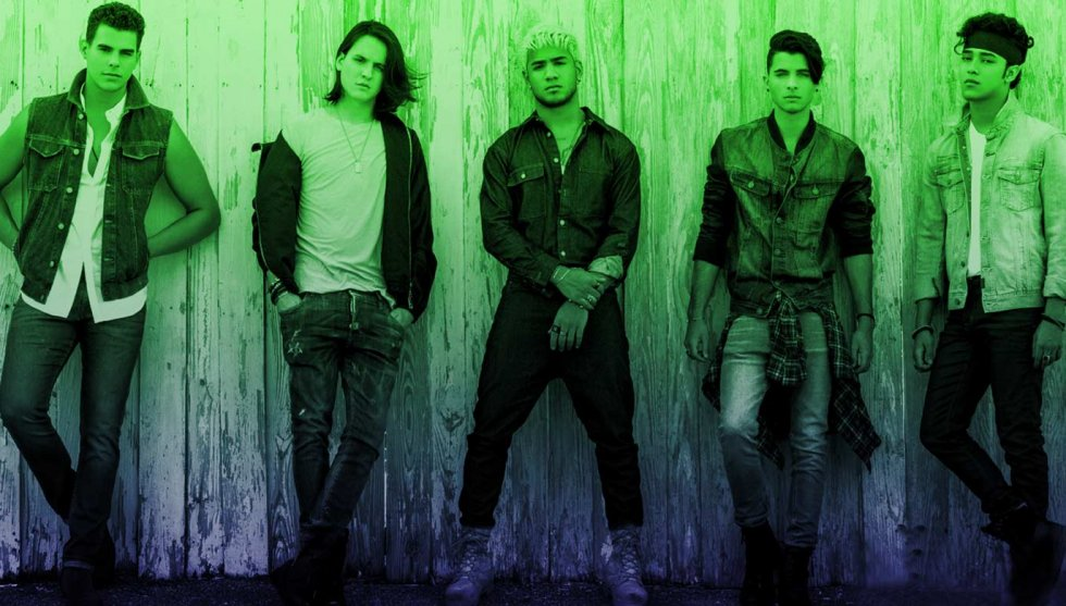 CNCO Style, Fashion, Outfits and Clothes - Diganle CNCO Sony