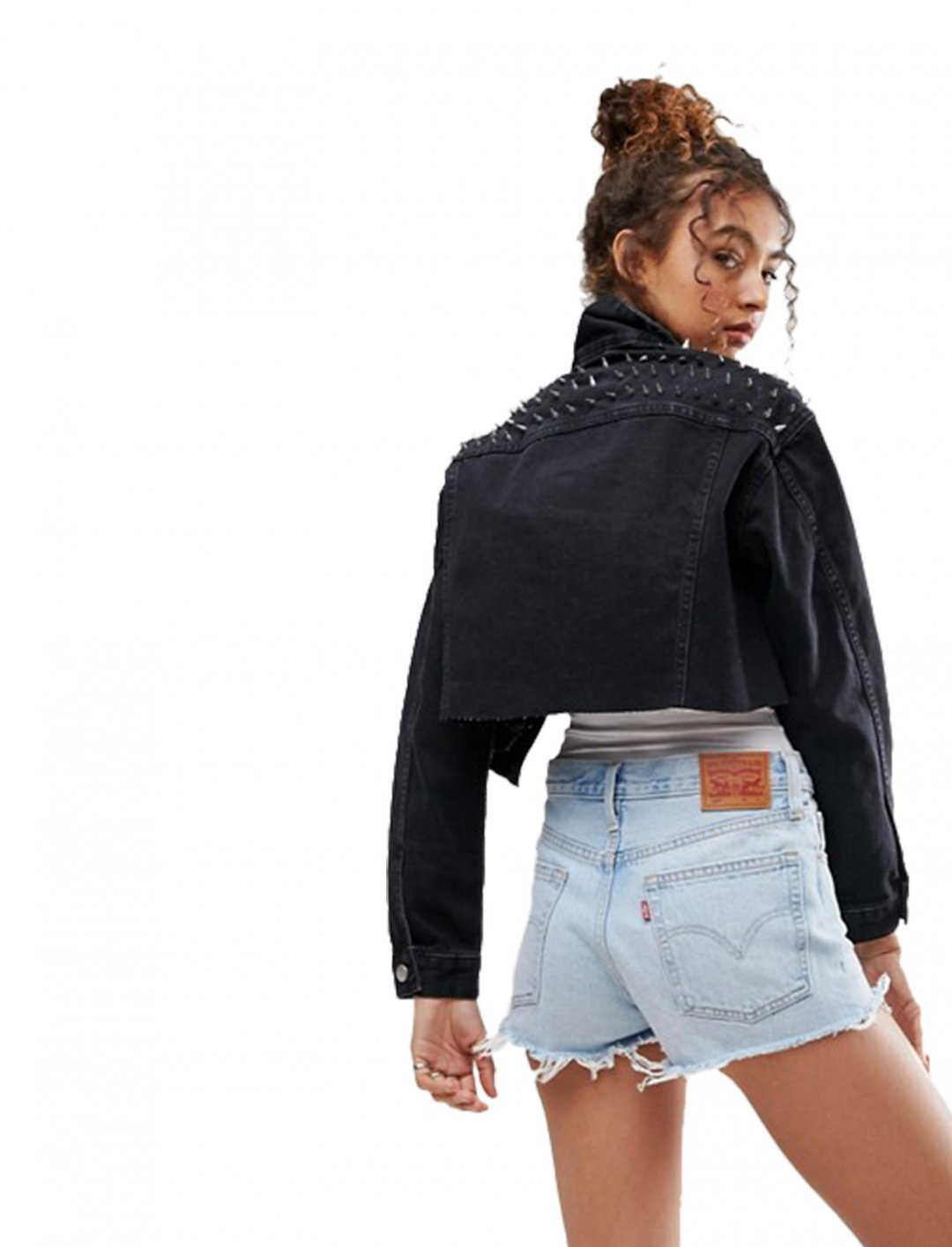 "Asos Denim Jacket {""id"":5,""product_section_id"":1,""name"":""Clothing"",""order"":5} Asos"